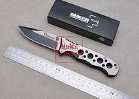 Boker - 083BS Camping Folding Knife Survival Knife 440 56HRC Best Gift