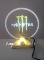 new arrival,car door  Light,led door light,Car LED prejection light 12V 5W 2 pcs/lot ,hot sale