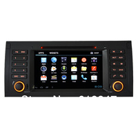 "7""HD Android 4.0 OS  Car GPS DVD Player For BMW E39/E53 5 Series iPod Radio GPS 3G WIFI Navi BT"