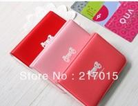 card holder clip bank card bag color