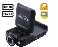 Discount! Car Black Box with HDMI 1080P H.264 video codec,Car Cam K2000 video registrar Freeshipping and Dropshipping