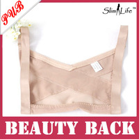 Hot Selling 300pcs/lot Beauty Back Supporter Posture Corrective Lingerie Brace Back Supporter