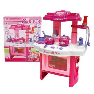 الطفل المطبخ المطبخ طاولة العمل