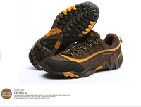 Outdoor shoes, hiking shoes, hiking shoes authentic waterproof breathable shoes sneakers slip