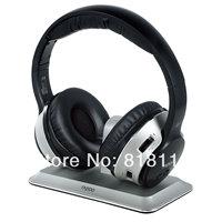 Free shipping  Rapoo H9000 Wireless Earphones Headset Computer 2.4g wireless high fidelity stereo Headphone