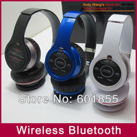 Free shipping DHL Wireless Bluetooth headset S--o -l-o HD Headphone for mobile phone Super A-level Quality 6colors 2pcs/lot