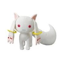 Free Shipping Japenese Magi Girl Madoka Magica PLUSH GRAVELINES Kyubey Plush Doll Puella 21cm 2013