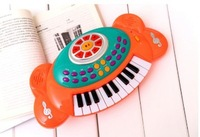 free shipping  Multifunctional children electronic organ 33.5*16*6.5  children learning  electronic organ