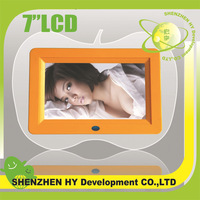 Freeshipping , New 7 inch LCD TFT Multifunctional Picture Digital Photo Frame with MP3/MP4 Player and LED Light