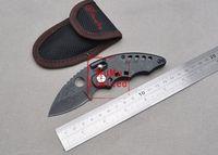SR - Small Tadpole Full Steel Camping Pocket Knife Utility Knife 440 55HRC Best Gift