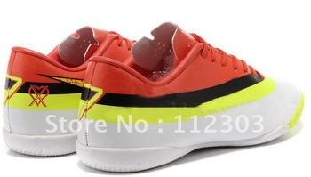 Free Shipping 4th Ronaldo Personal Indoor IC Football Shoes For Men's Turf TF Team Sports Ball Trainers Cheap