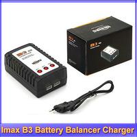2pcs/lot IMAX B3 Pro 2~3 cells LiPo Battery Balance Charger +free shipping