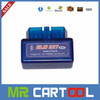 Lowest price 2013 A+++ quality V1.5 Super mini elm 327 Bluetooth OBDii / OBD2 Wireless Mini elm327 Free Shipping