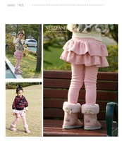 New Casual Slim Skinny Toddlers Girls Leggings Kids Culottes Size 3-7 Years