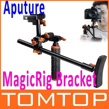Aputure MagicRig HDSLR Video Bracket Version 1 Camera Stand,Free Shipping+Drop Shipping Wholesale