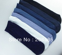 40pcs/Lot Wholesale Free Shipping Hot Sale Sports Sock Men's Sock Summer Thin Sock bamboo fiber sock