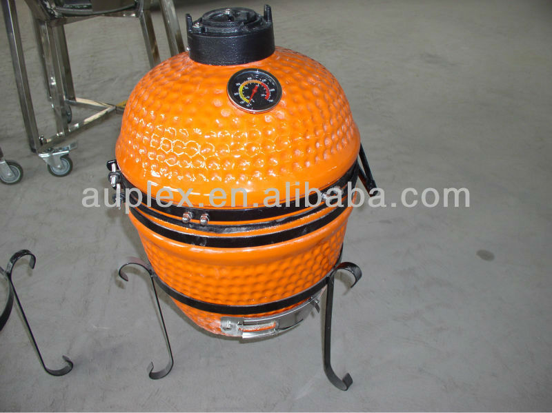 13 inch mini golden charcoal bbq oven from Auplex China(China (Mainland))
