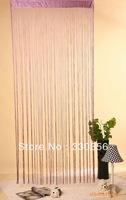 Curtain line curtain monochrome line curtain 1M * 2M multicolor
