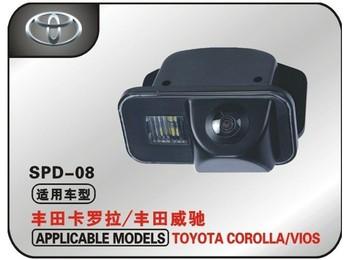 CCD SONY CAR REAR VIEW CAMERA FOR TOYOTA Corolla/Tarago/Previa/Wish