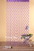Fashion love line curtain decorative curtain 1m * 2m