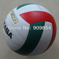 Free shipping High quality official size 5 VQ2000 Volleyball.FIVB competition game ball.Free with 1pc pump+needle+net