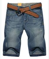 2014 New Fashion Brand Men Jeans Short B001