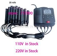 digital perm machine hair perm machine Kinkiness digital heated micro computer small supergroup temperature control  hair iron
