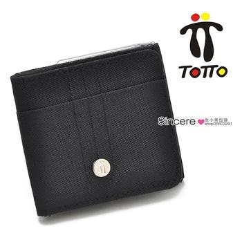 Canvas wallet multi card holder male short design wallet male