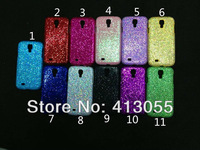 New Fashion Shimmering Powder Design Hard Case for Samsung Galaxy S4 i9500,free shipping