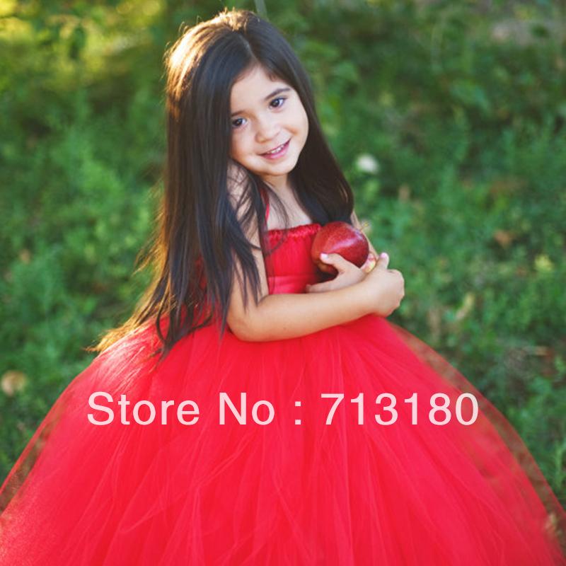 Red Bridesmaid Dresses For Little Girls Bridesmaid Dresses Little
