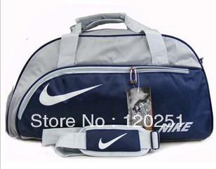 2013 new fashion large capacity independent shoe, sports and gym bag, travel handbag, single Messenger school bag Free shipping