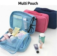 Monopoly multi-functional travel storage pouches waterproof wash bag cosmetic bag