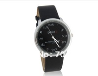 WoMaGe 9728 ladies watches Unisex Analog Watch with PU Leather Strap