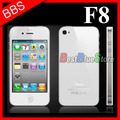 i9 4g F8 TV WIFI Dual sim card Quadband Java Bluetooth Dual Camera Cell Phone Free shippping(China (Mainland))