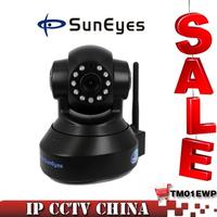 SunEyes 720P 1.0MP Megapixel HD IP Camera Wireless Wifi  P2P Plug and Play Network CCTV Camera SP-TM01EWP