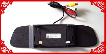 .3 inch TFT LCD display monitor car DVD players LCD monitor Color Car Rearview Monitor for Car Reverse camera