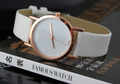 Free Shipping, Wholesale, High Quality,watch women Ladies white fashion ultra-thin watch , 4 Colors