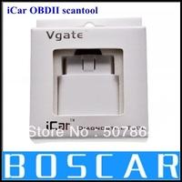 Free shipping high quality vgate elm 327 iCar obdII scantool ELM327 Bluetooth