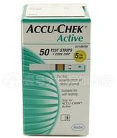 For healthcare Blood Glucose ACC CHEK TEST STRIP 50PCS ACTIVE PAPER 50 LANCE