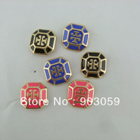Fashion brand Letter candy color earring 3 colors available  Wholesale/Retailer free shipping