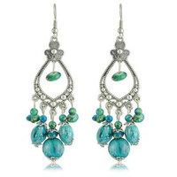 Free shipping Bohemia Style Vintage Earrings Qulity Guaranteed Fashion Jewelry E1322