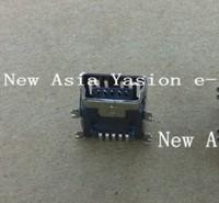 Free Shipping 20pcs Standard mini USB Connector 5pin socket Female SMT RoHS