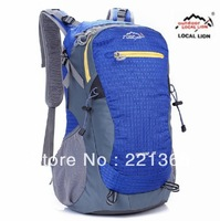 Free shipping 2013 28L outdoor backpack mountaineering bag Hiking  backpack travel bag 435