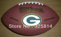 Free shipping Professional #9 high quality many types American football,rugby ball,rugger,official ball with pump