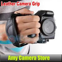 Camera Hand Strap Grip for Canon Nikon Sony Olympus Pentax Fuji Battery GripsNew generic Camera Hand Strap Version 2, Black