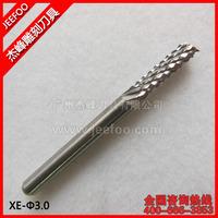 3.0mm PCB Print Circuit Board Drill Bits/Gong Bits/PCB CNC Router Bits