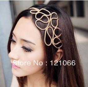 Min.order is $15 (mix order) Free Shipping Hot fashion jewelry.Fashion Hair bands.Nice Headdress.Hollow headband.Woven headband