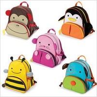 Baby school bag preschool school bag kindergarten school bag child backpack free shipping
