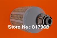 Free Shipping 12W B22 E27/14 216 pcs LED light warm&Cool White Lighting Straw Hat Lamp