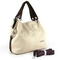 Brand Design Women Fashion Leather Totes High Quality Casual Messenger Bag Satchel Sac a Main Patchwork Bolsas Handbag A2